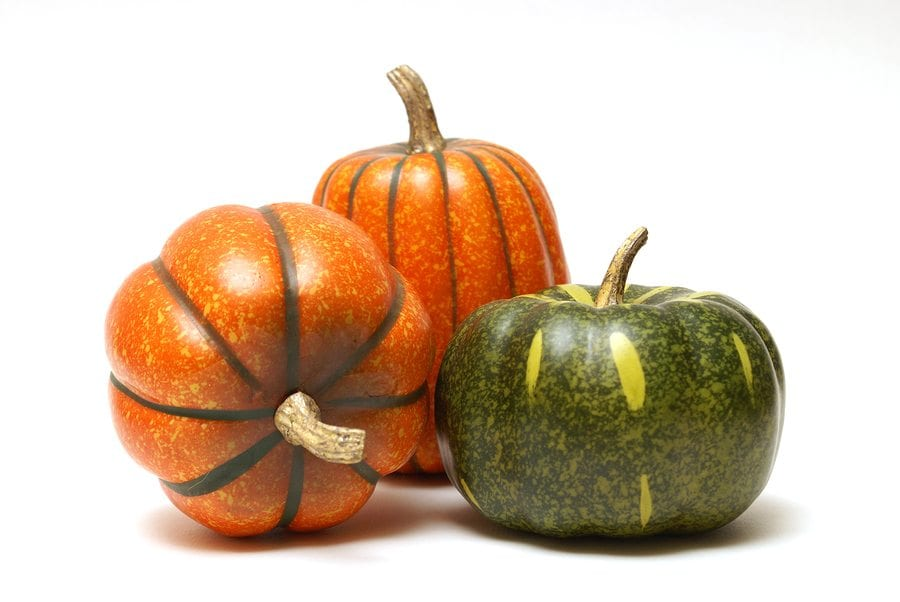 10 Minute Goodwill Pumpkin Makeover