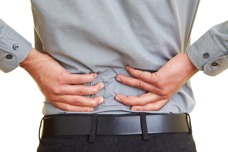 Back in business: treatment options for lower and chronic back pain